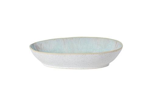 ovale schaal 32 cm Eivissa sea blue