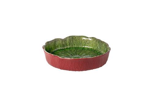 waterlelie pasta bowl 22 cm riviera tomate
