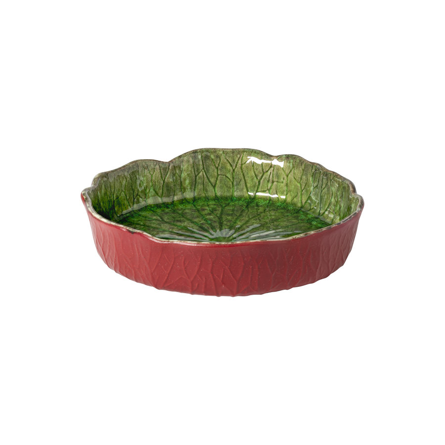 water lilly pasta bowl 22 cm riviera tomate