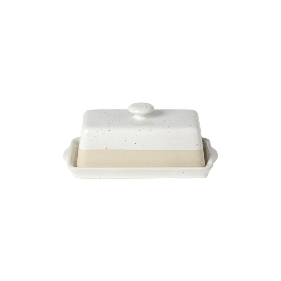 Rect. butter dish 19 w/ lid