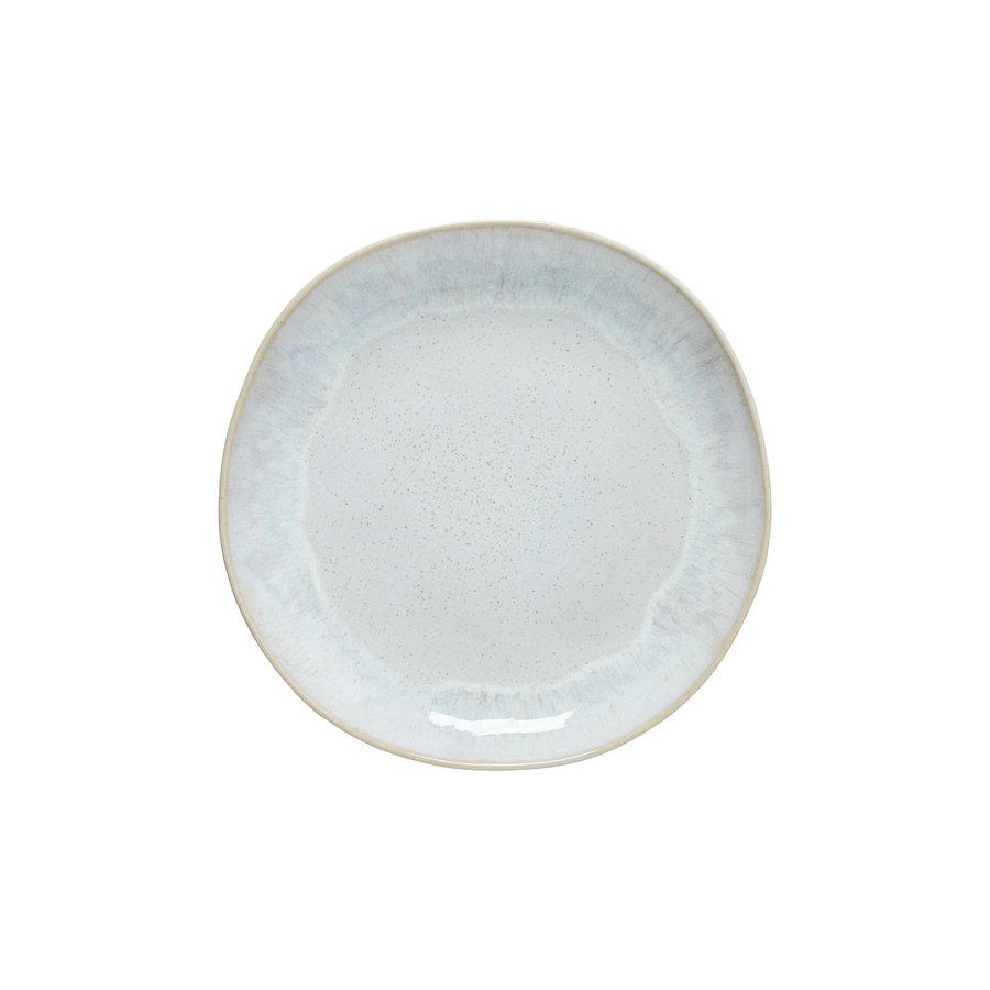 Salad /  Dessert plate 22 cm Eivissa sea blue  - Copy