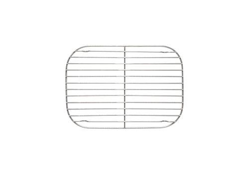 stainlesssteel rack for ovenschaal 41cm casa stone