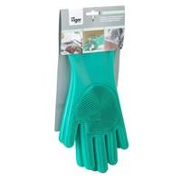 silicone handschoenen turqouise