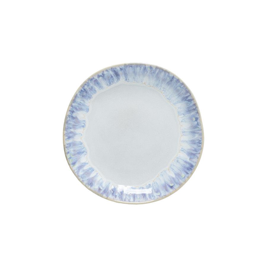 breakfast plate 22cm, BRISA, blue