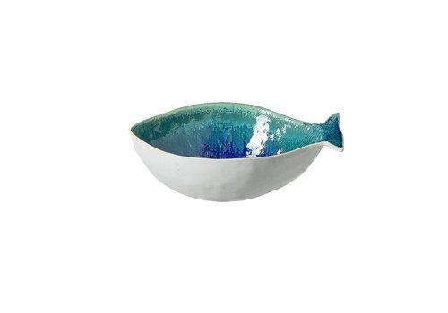 Serveer schaal zeebaars dori 30 cm