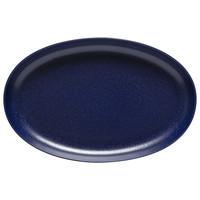 Ovale schaal 41cm Pacifica blauw