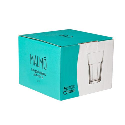 Malmo  glassware