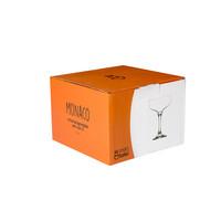 Champagneglass Monaco set van 4