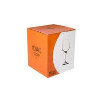 Witte wijnglas Monaco set van 4