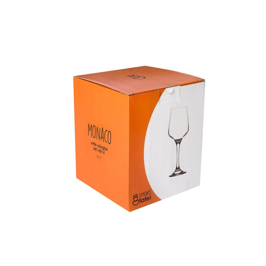 White wine glass Monaco