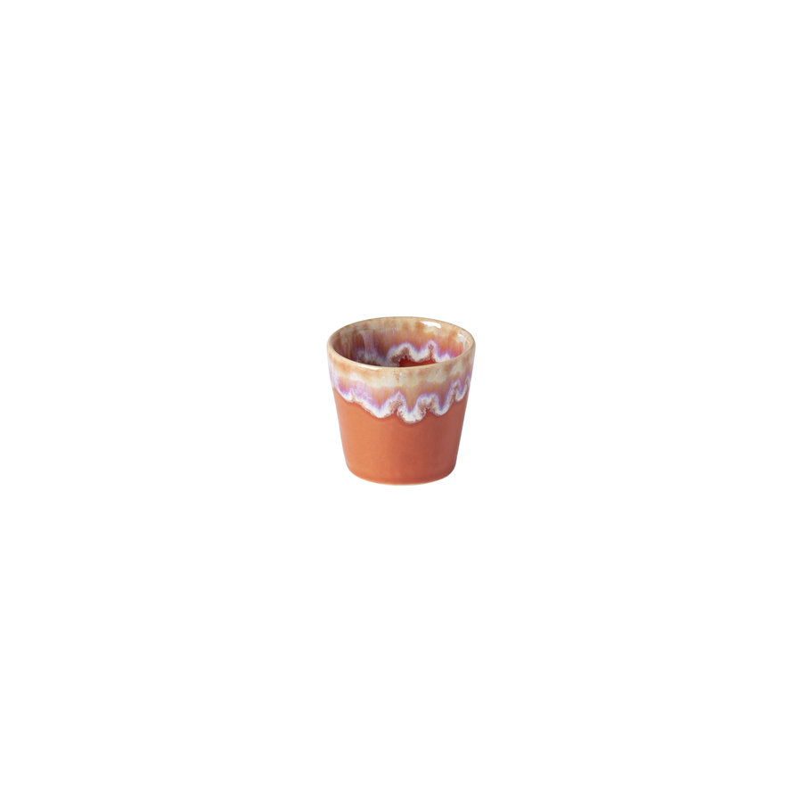 Grespresso cup sunset red