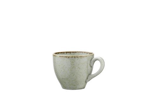 espresso mug  ocean sea green