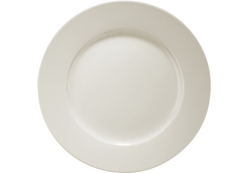 Diner plate 25cm Jersey offwhite