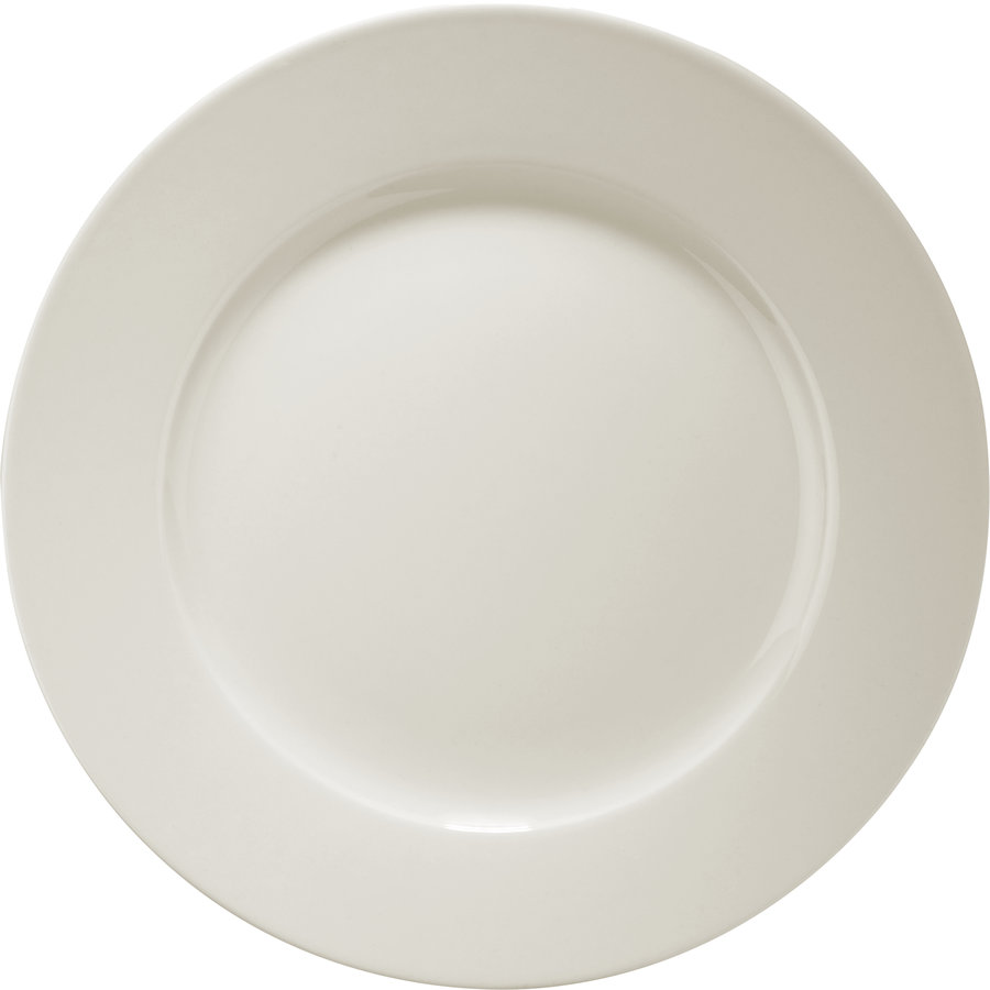 Dinerbord 25cm Jersey offwhite