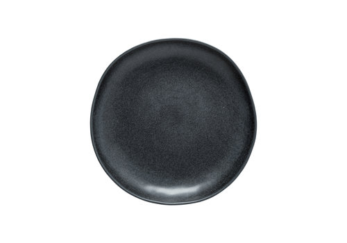 Dinerbord Livia matte black