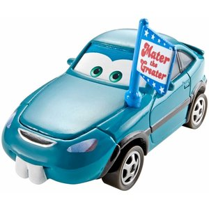 Disney Cars Bucky Brakedust (Mater the Greater)