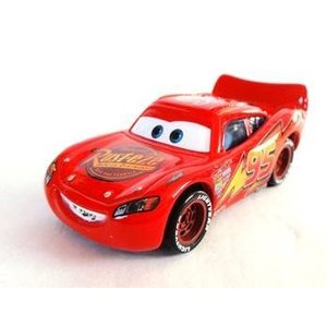 Disney Cars Bug Mouth Lightning McQueen