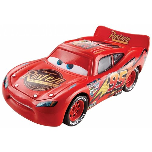 Disney Cars Determined Lightning Mcqueen