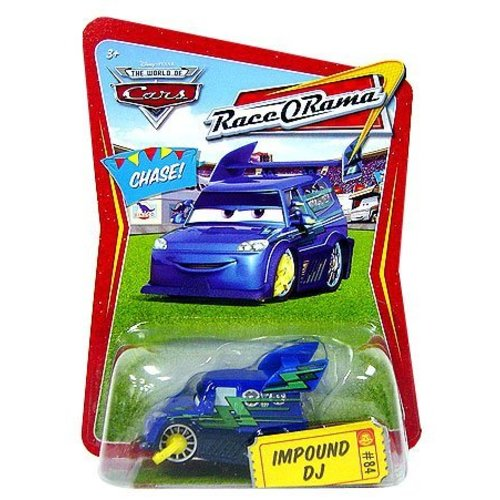 Disney Cars Impound DJ