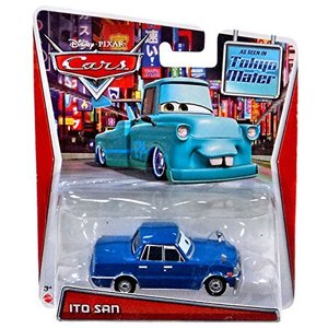 Disney Cars Ito San (Tokyo Mater)