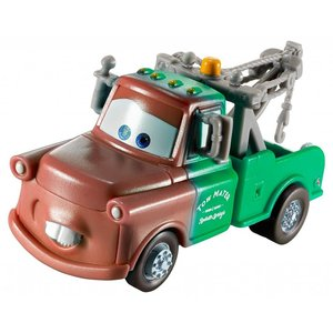 Disney Cars Mater / Takel (Color Changers)