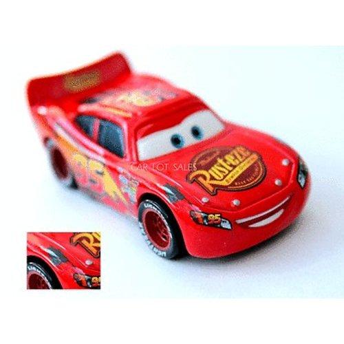 Disney Cars Tar Lightning Mcqueen