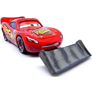 Disney Cars Lightning McQueen with Shovel