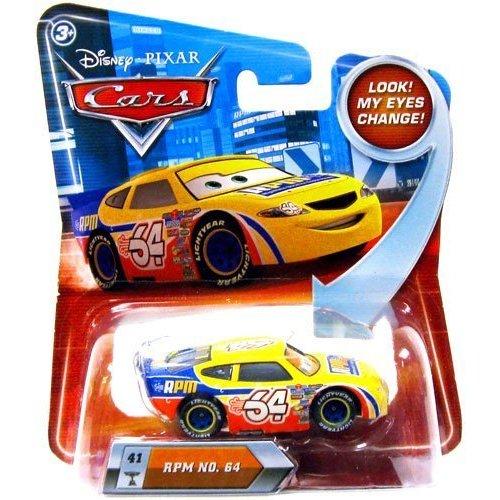 Disney Cars RPM (Look my eyes change!)