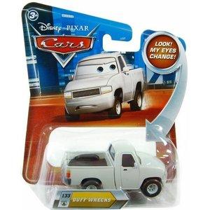 Disney Cars Duff Wrecks (Look my eyes change!)