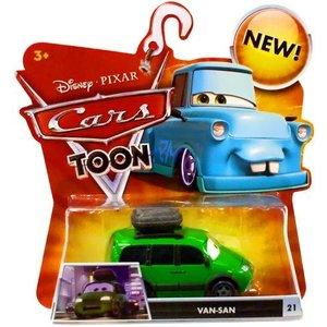 Disney Cars Van San (Toon Cars)