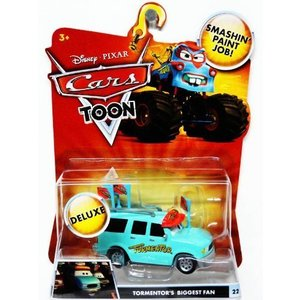 Disney Cars Tormentor's Biggest Fan (Toon Cars) (DeLuxe)