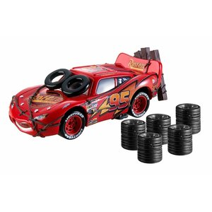 Disney Cars Daredevil Garage