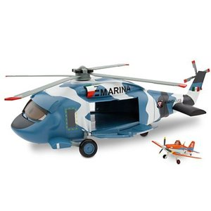 Disney Planes Hector Vector Die Cast Carrier (PVC)