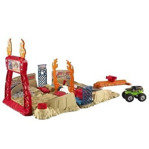 Hot Wheels World Finals Stunt Stadium - Monster Truck
