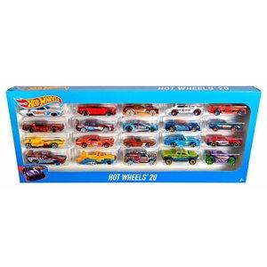 Hot Wheels Hot Wheels - 20 Cars Gift Set