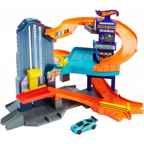 Hot Wheels Speedtropolis