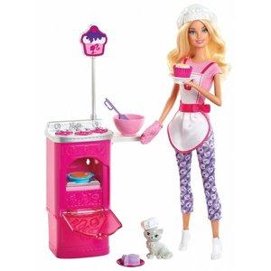 Barbie Vandaag kan ik .... Dessert Chef