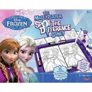Disney Frozen Zoek de verschillen