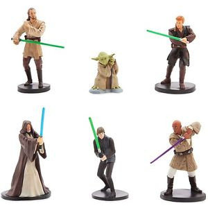 Star Wars Figurine set Jedi