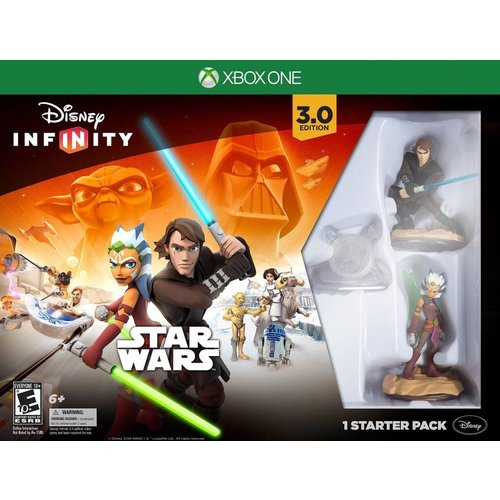 Star Wars Star Wars Infintity 3.0 Starter pack X-Box One