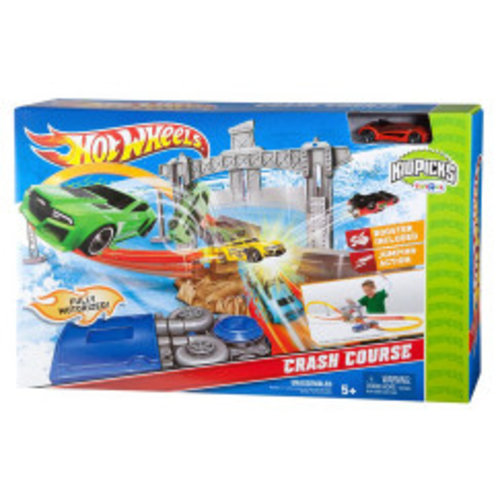 Hot Wheels Crash Course