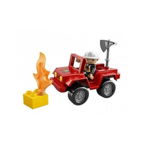 Lego Duplo - 6169 - Feuerwehr-Hauptmann