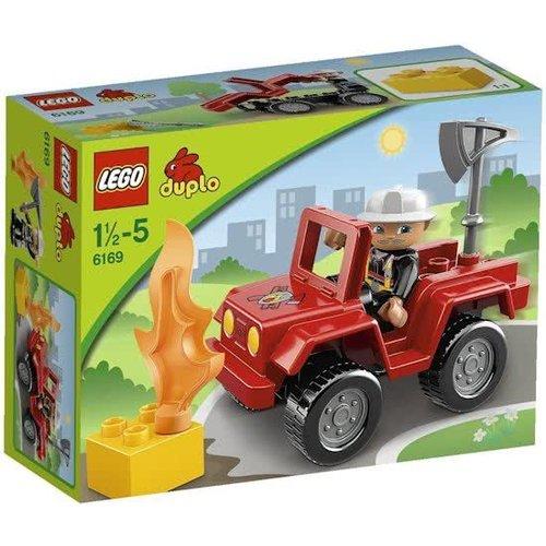 Lego Duplo - 6169 - Fire Chief