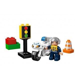 Lego Duplo - 5679 - Motorradpolizist