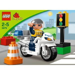 Lego Duplo - 5679 - Police Bike