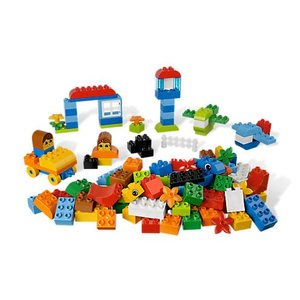 Lego Duplo - 4629 - Build & Play Box