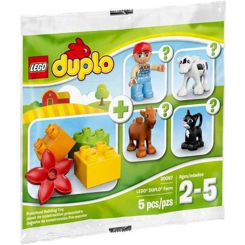 Lego Duplo - 30067 - Bauernhof Beutel (Polybeutel)