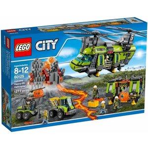 Lego City - 60125 - Volcano Heavy-lift Helicopter