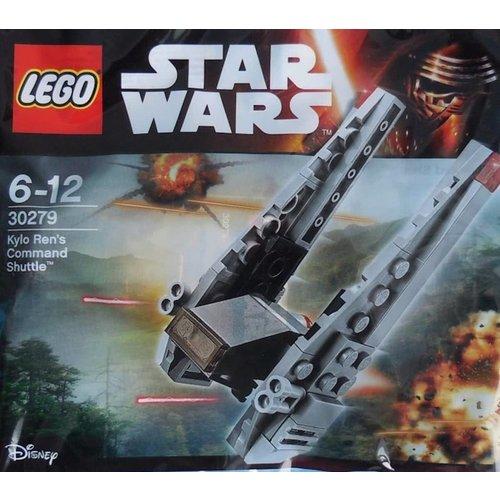 Lego Star Wars - 30279 - Kylo Ren's Command Shuttle (Polybag)