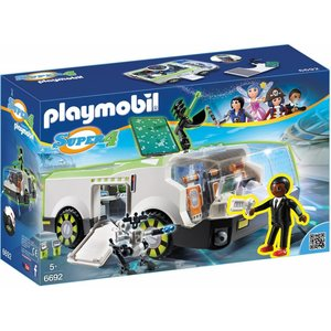 Playmobil Super4 - 6692 - Techno Kameleon met Gene